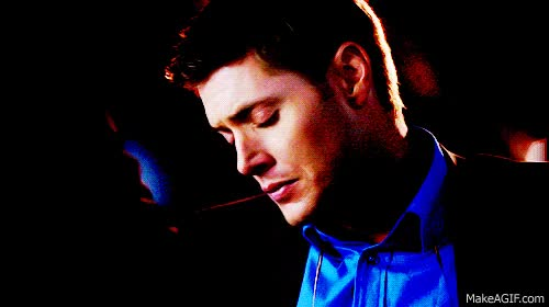 Watch and share Dean Winchester Sexy Deal With It GIFs on Gfycat