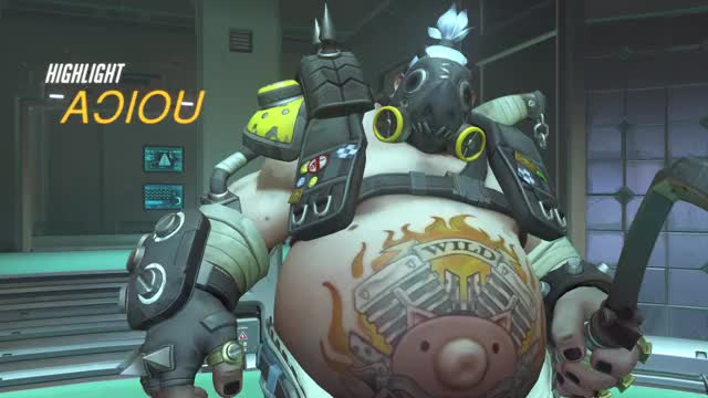 Watch mega GIF on Gfycat. Discover more highlight, overwatch, roadhog GIFs on Gfycat