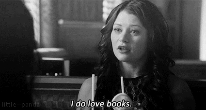 Things we love. Like books. GIFs