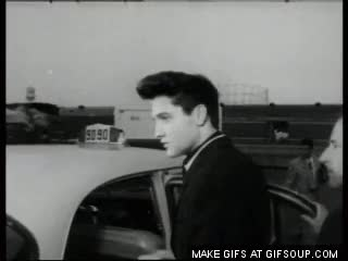 Watch and share Elvis Presley GIFs on Gfycat
