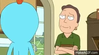 Watch and share Meeseeks GIFs on Gfycat