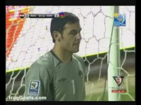 Watch and share HIGHLIGHTS Iraq Vs Azerbaijan UAE Int Cup 2009 (reddit) GIFs by alitheboss on Gfycat