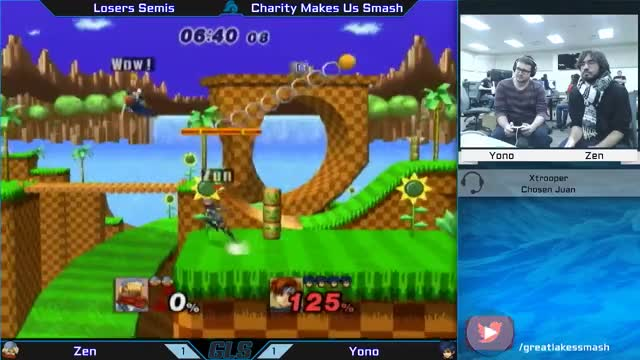 Watch Charity Makes Us Smash Project M Bracket Losers Semis - Zen (Sheik) vs. Yono (Meta Knight/Roy) GIF on Gfycat. Discover more SSBPM, great lakes smash, project m GIFs on Gfycat
