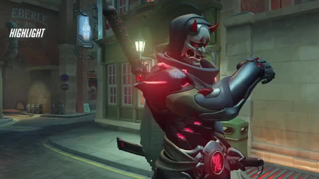Watch genji GIF by @iplaydps on Gfycat. Discover more highlight, overwatch GIFs on Gfycat