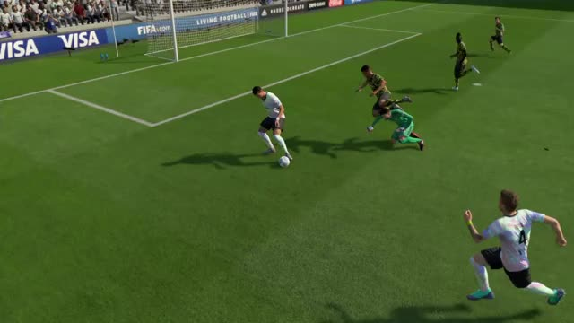 Watch FIFA 19_20190330132324 GIF on Gfycat. Discover more Christian Zawadzki, Gaming, soccer GIFs on Gfycat