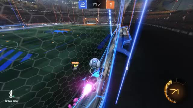Watch Goal 4: jme GIF by Gif Your Game (@gifyourgame) on Gfycat. Discover more Gif Your Game, GifYourGame, Rocket League, RocketLeague, jme GIFs on Gfycat