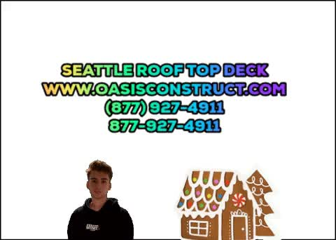 Watch Seattle Roof Top Deck GIF by @oasisconstructus on Gfycat. Discover more Roof Leak Repair, Roof Top Deck, Seattle Roof Top Deck GIFs on Gfycat