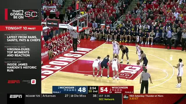 Watch and share Wisconsin 5 GIFs by mgoalex on Gfycat