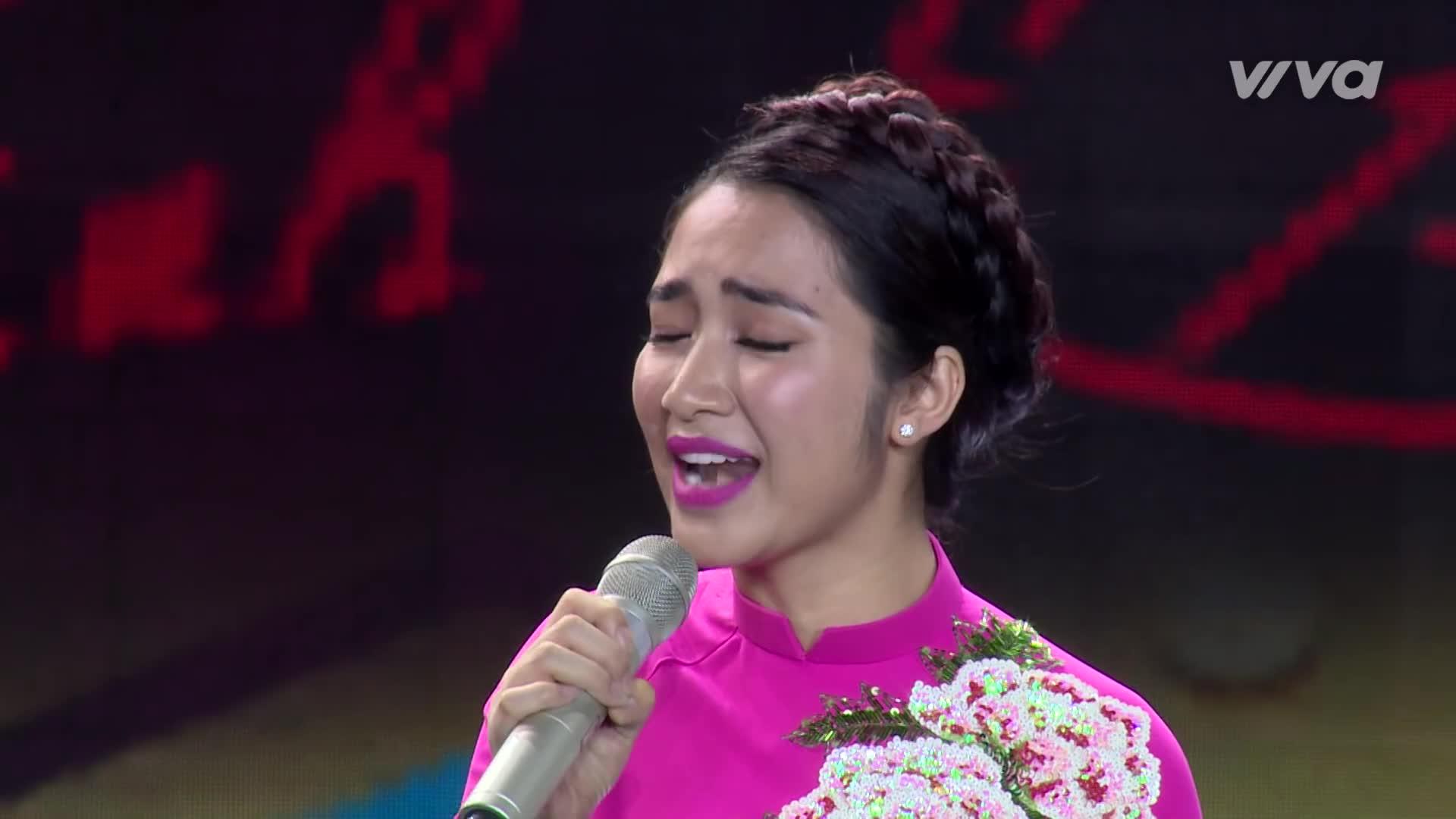 Đứt hơi với chèo Đào Liễu, Hòa Minzy gỡ điểm trổ tài hát cải lương siêu ngọt ngào