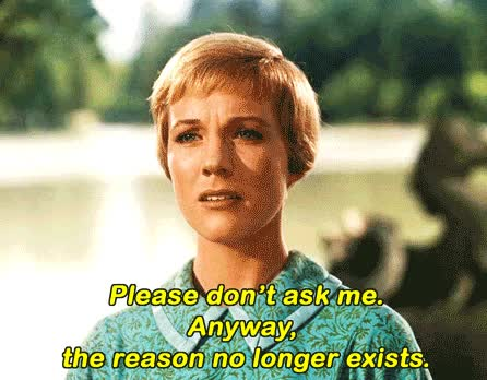 Watch and share The Sound Of Music GIFs and Julie Andrews GIFs on Gfycat