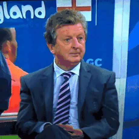 Watch Unfortunately, this is how I feel far too often GIF on Gfycat. Discover more roy hodgson GIFs on Gfycat