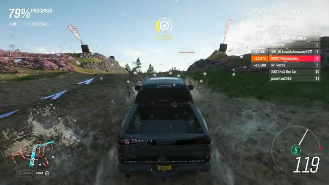 Watch and share Forza Horizon 4 Excellent Physics Part 3 GIFs by Working as intended on Gfycat