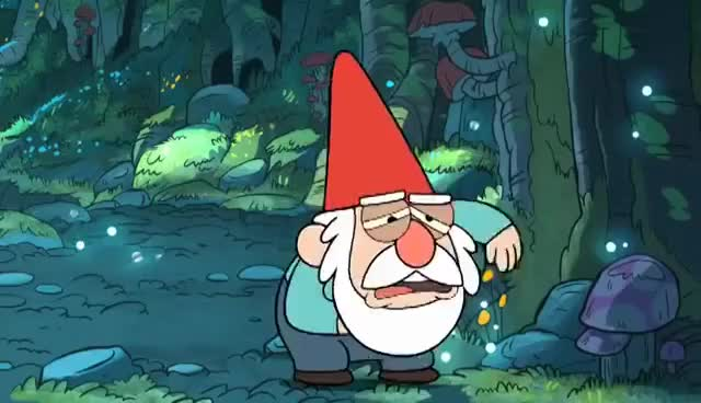 Watch and share Garden Gnome GIFs on Gfycat