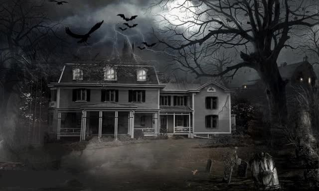 Watch and share Caleb Haunted House GIFs on Gfycat
