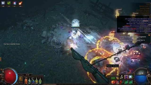 Watch Path Of Exile 2019.04.10 - 22.35.11.03.DVR GIF on Gfycat. Discover more pathofexile GIFs on Gfycat