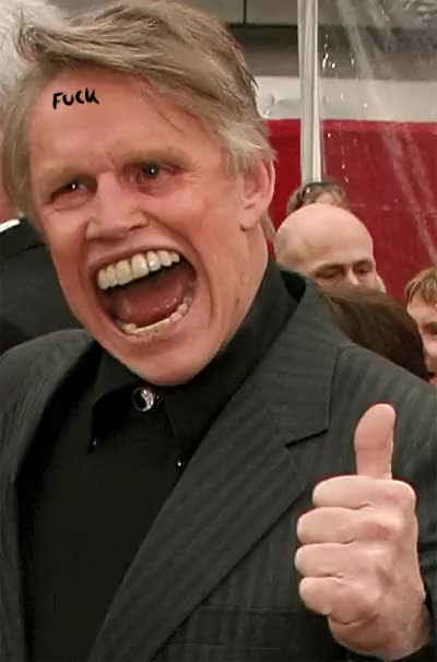 Watch Gary busey GIF on Gfycat. Discover more related GIFs on Gfycat