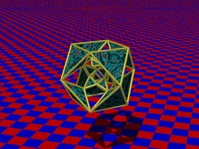 Watch and share Tesseract GIFs and Geometry GIFs by Stéphane Lambert on Gfycat