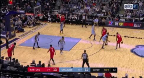 Toronto Raptors, basketball, BS O serge 2 GIFs