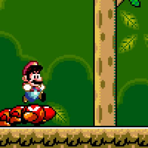 Watch and share Super Mario World GIFs and Nintendo GIFs on Gfycat