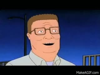 Watch and share Hank Hill - America GIFs on Gfycat