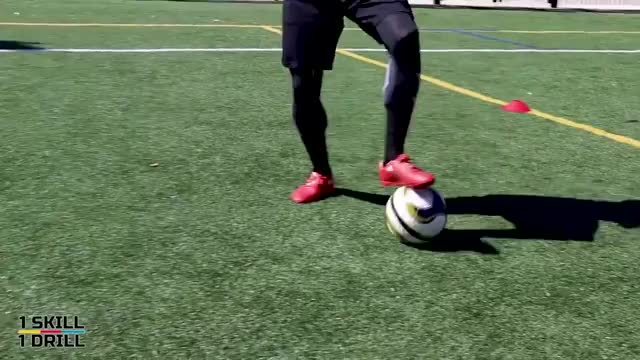 Watch and share Back To The Basics Of Dribbling And Ball Control | 1Skill1Drill GIFs on Gfycat