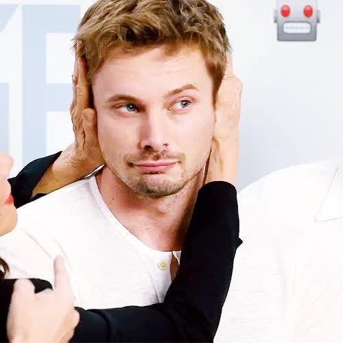 Watch and share Bradley James GIFs on Gfycat