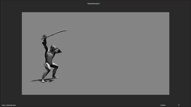 Watch and share New Sword Stance GIFs by Warframe on Gfycat