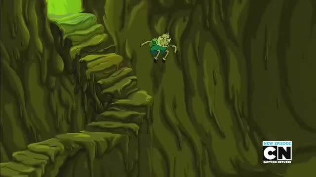 Watch and share Finn Dodging Slime Tanks GIFs by AzureBeast on Gfycat