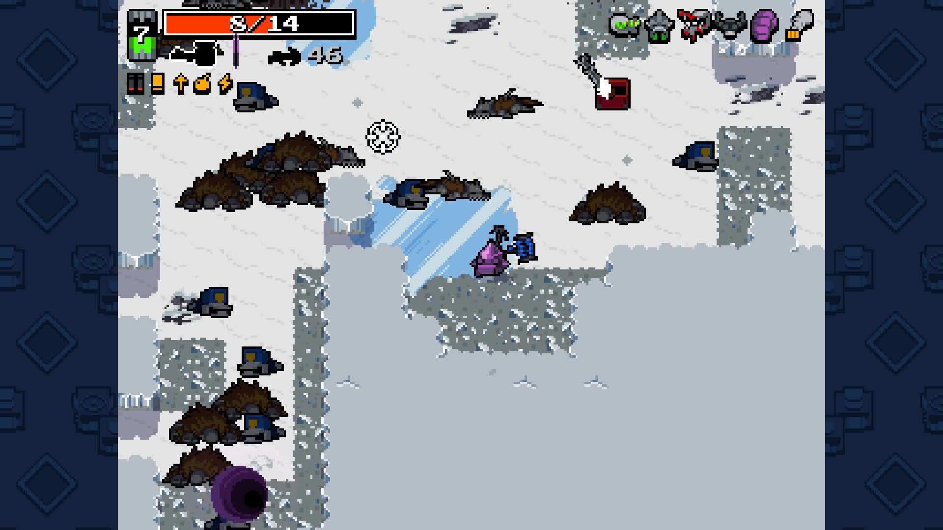 NuclearThrone, Well, that escalated quickly GIFs