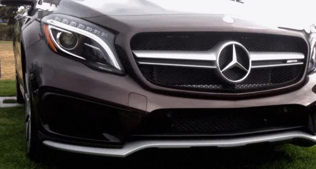 Watch Update1 – 2015 GLA45 AMG Bases At $49,000 in USA + Giant Spoiler Available! GIF on Gfycat. Discover more related GIFs on Gfycat