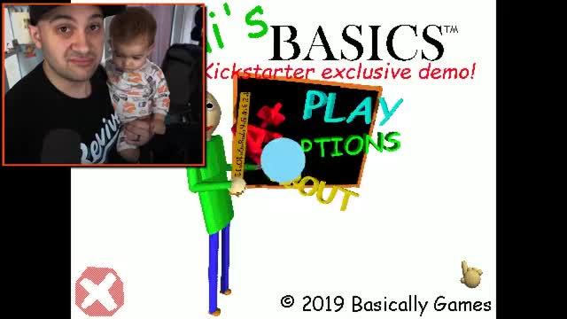 Watch and share Baldis Basics Game GIFs and Baldi Horror Game GIFs by KindlyKaden on Gfycat
