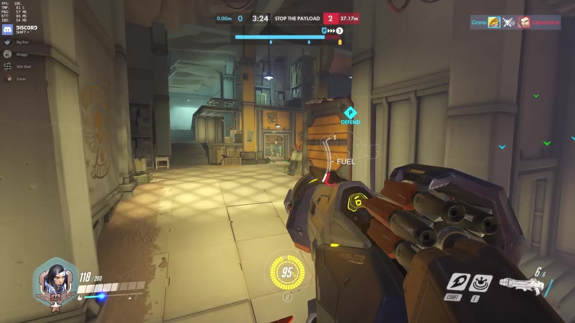 Pharah Play of the Game
