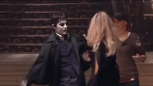 Watch and share Johnny Depp GIFs and Eva Green GIFs on Gfycat