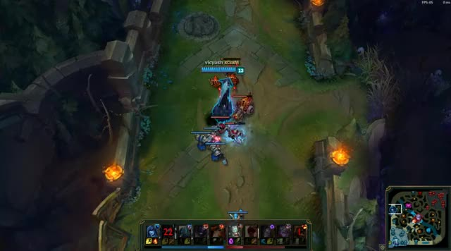 Watch and share League Of Legends GIFs and Lissandra GIFs by vicyush on Gfycat