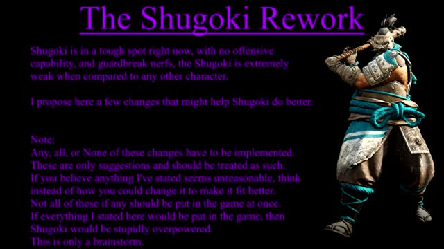 Watch Shugoki Rework GIF on Gfycat. Discover more related GIFs on Gfycat