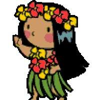 Watch and share Hawaiian Gif GIFs on Gfycat