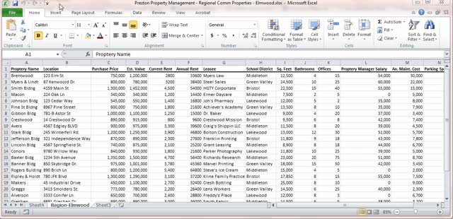 Watch and share Sorting Data With Excel Pivot Tables GIF 1 GIFs on Gfycat