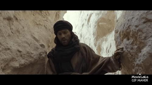 adventuretime, foreveralone, movies, Last Days in the Desert Trailer GIFs