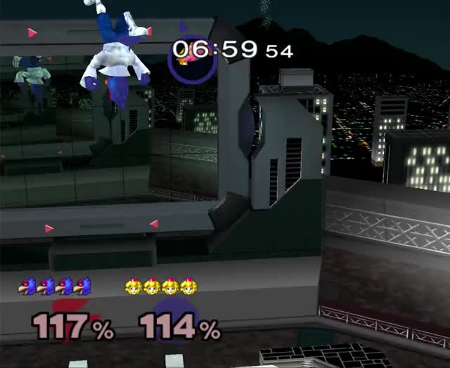 Watch and share Viv (falco) Vs Eve (peach) 4-9 Disgusting GIFs by cadmiumiodide on Gfycat