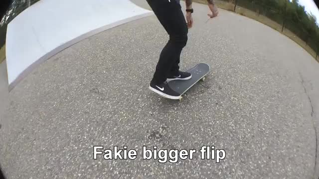 Watch and share Fakie Bigger Flip GIFs on Gfycat