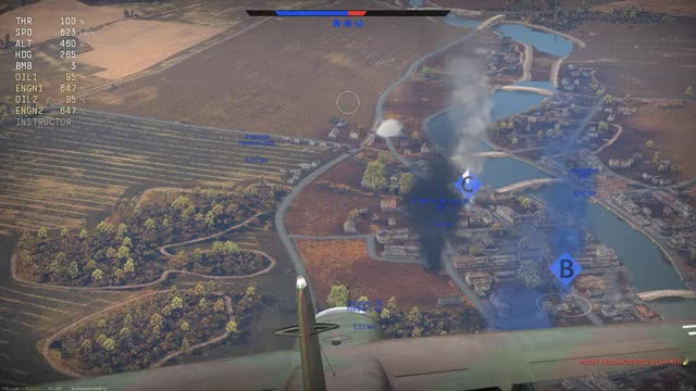 Watch and share Killed A Plane On A Bombing Run! GIFs on Gfycat