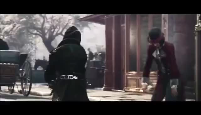 Assassin's Creed Syndicate Story Cinematic Trailer