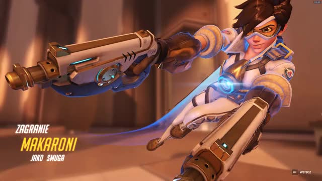 Watch and share Overwatch GIFs and Tracer GIFs by lachek on Gfycat