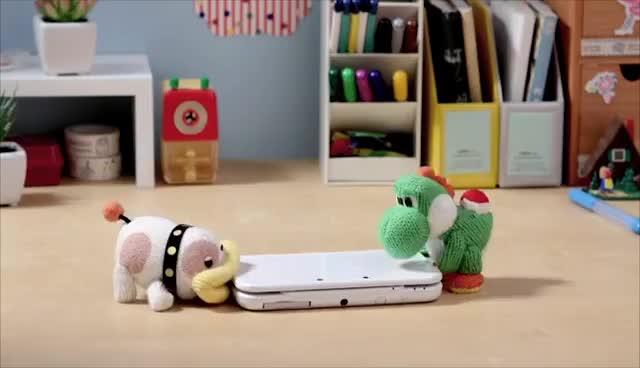 Nintendo 3DS Direct 9.1.2016 GIFs