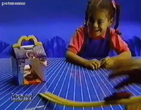 Watch and share 80s Commercials GIFs and Happy Meal GIFs on Gfycat