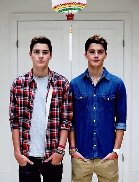 Watch and share The Harries Twins Harries Twins Gif GIFs on Gfycat