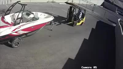 Watch Tow the boat ... WCGW twice Whatcouldgowrong GIF on Gfycat. Discover more related GIFs on Gfycat