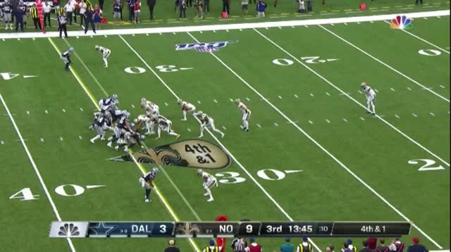 Watch and share New Orleans Saints GIFs and Dallas Cowboys GIFs by nolaplayer93 on Gfycat