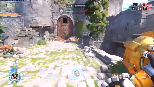 Watch Sneakiest Rein NA GIF on Gfycat. Discover more overwatch GIFs on Gfycat