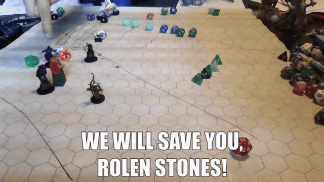 Watch D&D 5e @ Gfycat | We will save you, Rolen Stones! GIF by kaseywang (@kaseywang) on Gfycat. Discover more d20, dnd, timelapse GIFs on Gfycat